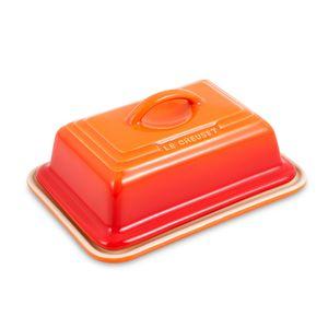 Manteigueira-de-ceramica-Le-Creuset-laranja-250-ml---25032-