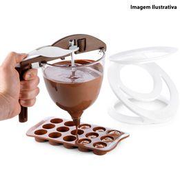 Dosador-para-chocolate-de-plastico-Silikomart-marrom-1-litro---25522