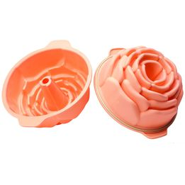 Forma-de-silionce-Rose-Silikomart-salmao-22-x-10-cm---15972