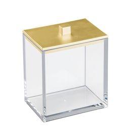Porta-algodao-de-acrilico-Golden-InterDesign-95-x-85-x-65-cm---25597