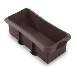 Forma-de-silicone-para-pao-Lekue-marrom-28-x-10-x-8-cm-–-25798