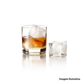 Forma-de-gelo-de-silicone-Ice-Cube-Lekue-verde-250-ml---25813