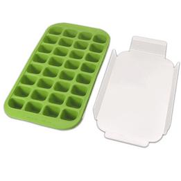 Forma-de-gelo-de-silicone-Lekue-verde-34-x-18-x-35-cm-–-25815