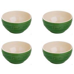 Bowl-de-ceramica-Staub-verde-4-pecas-12-cm---14120