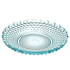 Mini-prato-de-vidro-Bolinha-azul-11-cm---26031