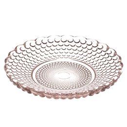 Mini-prato-de-vidro-Bolinha-rosa-11-cm---26032