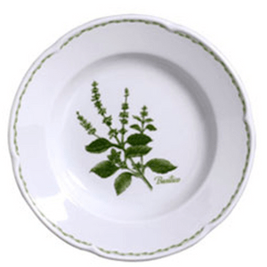 Prato-fundo-de-porcelana-Hierbas-Verbano-verde-23-cm---12818