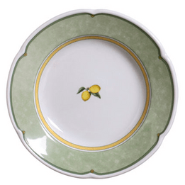 Prato-fundo-de-porcelana-Lemon-Verbano-verde-23-cm---12911