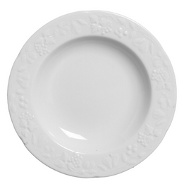 Prato-fundo-de-porcelana-Summer-Verbano-branco-23-cm---14456-