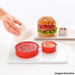 Modelador-de-hamburguer-de-silicone-Lekue-vermelho---25861-