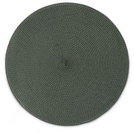 Jogo-americano-redondo-de-fibra-sintetica-Luna-Musgo-verde-385-cm---26034