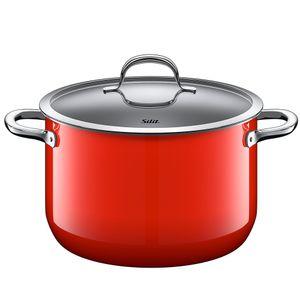 Cacarola-de-Silargan-Energy-Silit-vermelha-24-cm---26287
