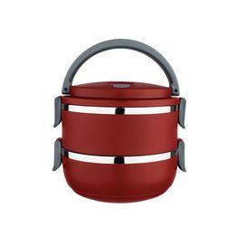 Marmita-de-aco-inox-Lunch-Box-Euro-vermelho-2-pecas-14-litros---26123