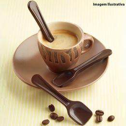 Forma-de-silicone-para-chocolate-Colheres-Silikomart-marrom-215-cm-x-105-cm---25536