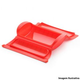 Cozi-vapor-de-silicone-Lekue-laranja-26-x-125-x-5-cm---26367