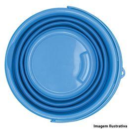 Balde-flexivel-de-silicone-Sanremo-azul-10-litros---15767