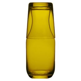 Moringa-de-vidro-Libra-Krosno-amarela-850-ml---102012