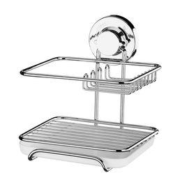 Organizador-de-aco-cromado-para-lavanderia-com-ventosa-Future-19-x-17-cm---26462