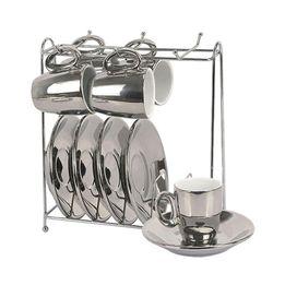 Xicara-de-cafe-de-porcelana-cromada-Vice-Versa-prata-6-pecas-90-ml---26416