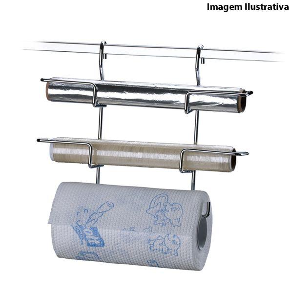 Porta-rolo-triplo-de-aco-cromado-Future-33-x-27-x-10-cm---4854