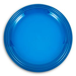 Prato-raso-de-ceramica-Le-Creuset-azul-marseille-23-cm---26606