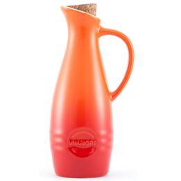 Galheteiro-de-ceramica-para-vinagre-Le-Creuset-laranja-250-ml---24787
