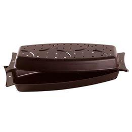Assadeira-antiaderente-com-grelha-Nordic-Ware-marrom-43-x-17-x-85-cm---26659