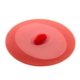 Tampa-de-silicone-Lekue-vermelha-21-cm---26711