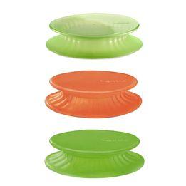 Tampa-flexivel-de-silicone-Lekue-color-3-pecas-11-cm---26712