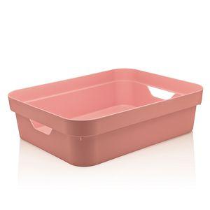 Cesta-organizadora-de-plastico-Cube-Ou-rosa-29-x-21-x-9-cm---26748
