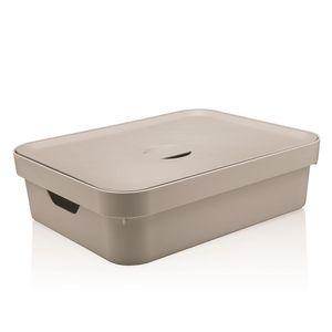 Cesta-organizadora-de-plastico-Cube-Ou-bege-45-x-35-x-13-cm---26771