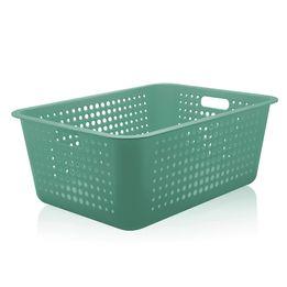 Cesta-organizadora-de-plastico-Ou-verde-56-x-41-x-22-cm---26806