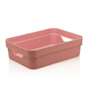 Cesta-organizadora-de-plastico-Cube-Ou-rosa-45-x-35-x-13-cm---26768