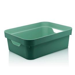 Cesta-organizadora-de-plastico-Cube-Ou-verde-36-x-26-x-13-cm---26759