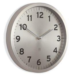 Relogio-de-parede-de-metal-Anytime-Umbra-niquel-32-cm---26715