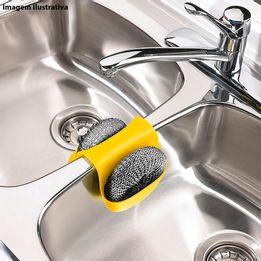 Porta-esponja-de-silicone-Umbra-amarelo-12-x-10-cm---26851