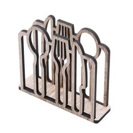 Porta-guardanapo-de-madeira-Talher-Woodart-marrom-14-x-21-cm---26972