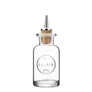 Porta-azeite-de-vidro-Elixir-n°2-Luigi-Bormioli-100-ml---27310