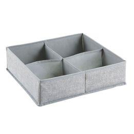 Colmeia-de-tecido-InterDesign-cinza-355-x-305-x-10-cm---26692