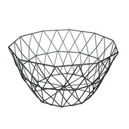 Fruteira-de-metal-Octo-preta-32-x-16-cm---27217