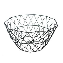 Fruteira-de-metal-Octo-preta-24-x-12-cm---27221