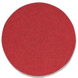 Jogo-americano-Mosaico-Mandarina-vermelho-38-cm---726-
