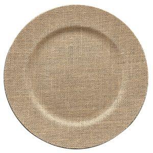 Sousplat-de-polipropileno-Artsy-Rustic-marrom-33-cm---27495