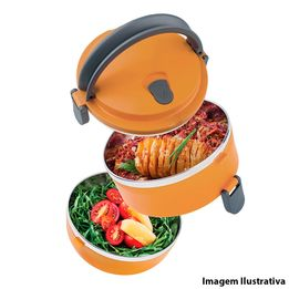 Marmita-de-plastico-Lunch-Box-laranja-2-pecas-14-x-14-cm---26122