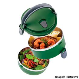 Marmita-de-plastico-Lunch-Box-verde-2-pecas-14-x-14-cm---26124