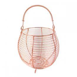 Porta-ovo-de-metal-cobre-21-x-21-cm---27566
