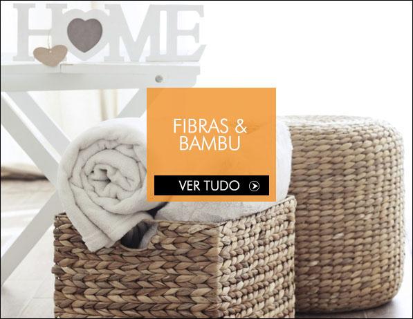 Fibras e Bambu