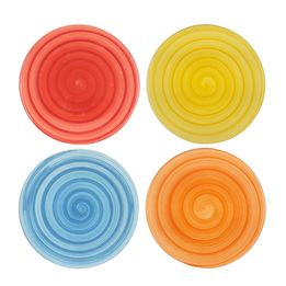 Prato-de-sobremesa-de-ceramica-color-4-pecas-20-cm---27210-