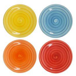 Prato-raso-de-ceramica-color-4-pecas-27-cm---27208-