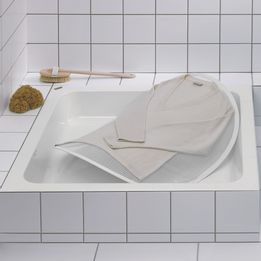 Tela-para-secar-roupas-Wenko-branca